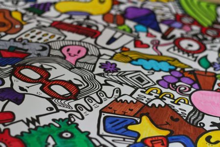 Cartoons zeichnen -kreatives Denken trainieren